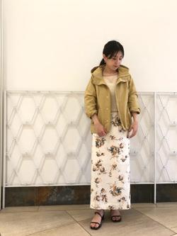[URBAN RESEARCH NU茶屋町店][松本 優香]