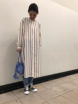[URBAN RESEARCH Store ららぽーとTOKYO BAY店][ayumi nemoto]