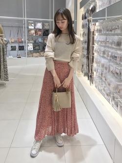 [SENSE OF PLACE イオンモール京都桂川店][今井 百恵]