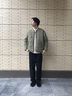 [warehouse 南町田グランベリーパーク店][佐藤 僚太]