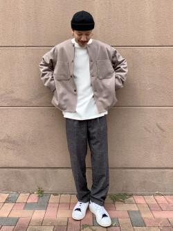 [SENSE OF PLACE イオンモール浜松市野店][太田 京介]