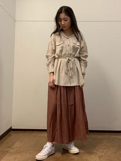 [warehouse 三井アウトレットパーク幕張店][みどり]