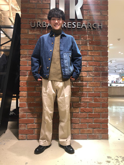 [URBAN RESEARCH 名古屋パルコ店][野末 隼輝]