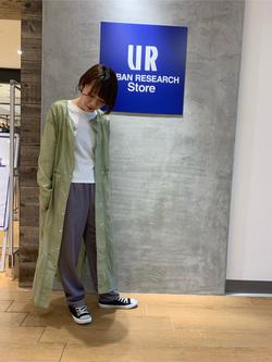 [URBAN RESEARCH Storeタカシマヤゲートタワーモール店][kurumi]