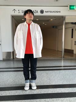 [URBAN RESEARCH ソラリアプラザ福岡店][入江 祐介]