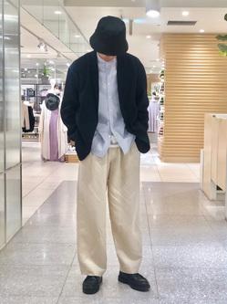 [SENSE OF PLACE 天王寺ミオ店][石川 裕涼]