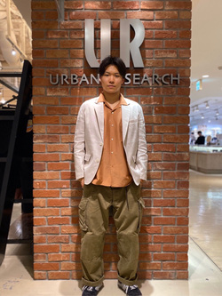 [URBAN RESEARCH 名古屋パルコ店][森山 達行]