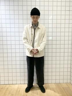 [SENSE OF PLACE ららぽーと海老名店][三浦 純志郎]