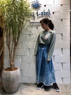 [Sonny Label 錦糸町パルコ店][チナミ ナガクイ]