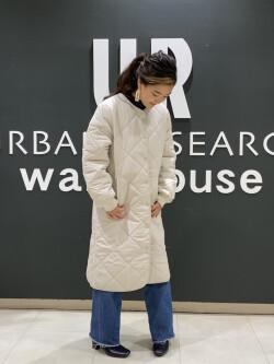 [warehouse 三井アウトレットパーク大阪鶴見店][nanase miyamoto]