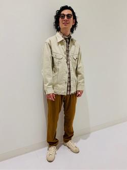 [URBAN RESEARCH Store パルコヤ上野店][入澤 柊悟]
