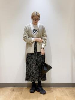 [URBAN RESEARCH Storeタカシマヤゲートタワーモール店][髙見澤 志帆]