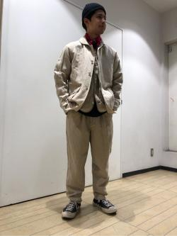 [URBAN RESEARCH 名古屋パルコ店][柏木 優哉]