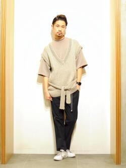 [URBAN RESEARCH 札幌ステラプレイス店][真山 走 [KAKERU MAYAMA]]