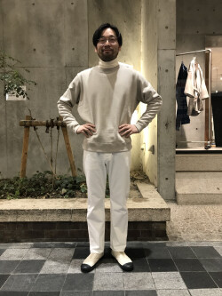 [URBAN RESEARCH KYOTO店][島林 裕樹]