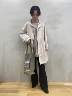 [SENSE OF PLACE ルミネエスト新宿店][hiramoto]