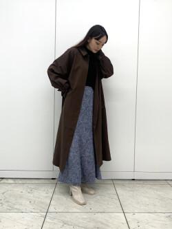 [SENSE OF PLACE 京都ポルタ店][りほこ]
