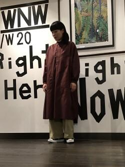[WORK NOT WORK マルヤガーデンズ店][冨永 加奈]