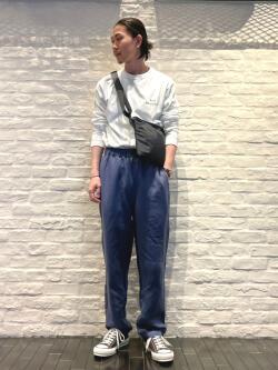 [URBAN RESEARCH TOKYO店][内田 侑磨]
