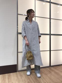 [warehouse 千歳アウトレットモール・レラ店][中村彩代]