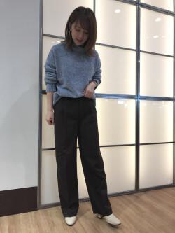 [warehouse 三井アウトレットパーク札幌北広島店][中村彩代]