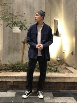 [URBAN RESEARCH KYOTO店][福嶋 祐稀]
