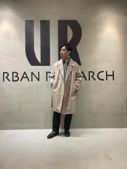 [URBAN RESEARCH 広島パルコ店][トネダチアイゴ]