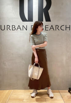 [URBAN RESEARCH 広島パルコ店][岡田 悠子]
