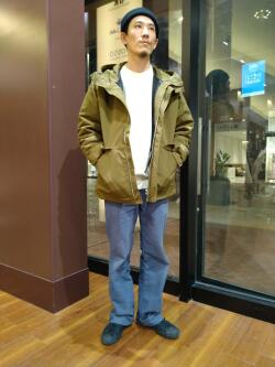 [warehouse THE OUTLETS HIROSHIMA店][桝井 一平]