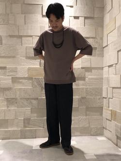 [DOORS ルミネ新宿店][加藤 司]