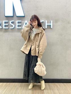 [URBAN RESEARCH ららぽーとEXPOCITY店][chisa]