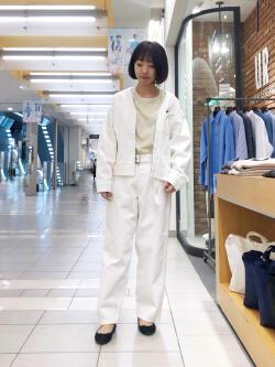 [URBAN RESEARCH 札幌ステラプレイス店][黒宮 万友香]