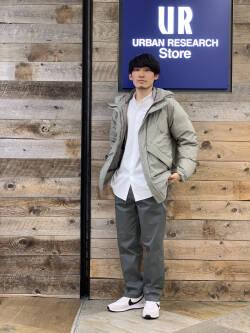 [URBAN RESEARCH Store ラゾーナ川崎プラザ店][西山 弘之佑]