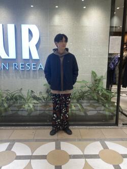 [URBAN RESEARCH 天王寺MIO店][大橋 拓未]