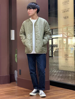[warehouse THE OUTLETS HIROSHIMA店][高橋 真裕]