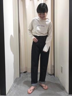 [山之内 杏樹]