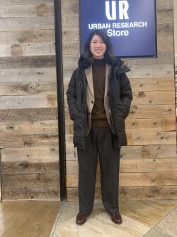 [URBAN RESEARCH Store ラゾーナ川崎プラザ店][宮浦 泰樹]