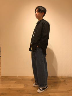 [SENSE OF PLACE イオンモール橿原店][野澤 樹]