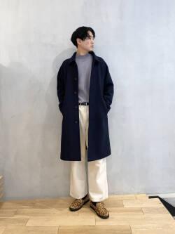 [SENSE OF PLACE キュープラザ原宿店][辻 健吾]