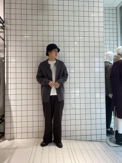 [SENSE OF PLACE 心斎橋店][hayato]
