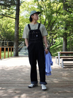 [TINY GARDEN 蓼科 CAMP・LODGE & CABINS][中村 勇哉]