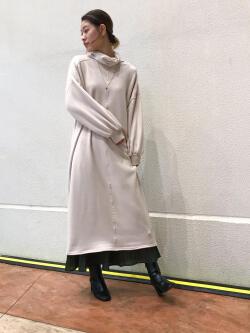 [warehouse 三井アウトレットパーク竜王店][米山 彩乃]