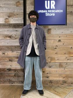 [URBAN RESEARCH Store ラゾーナ川崎プラザ店][園部 駿太郎]