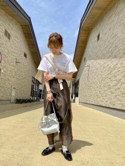 [warehouse 軽井沢・プリンスショッピングプラザ店][mizuki.]