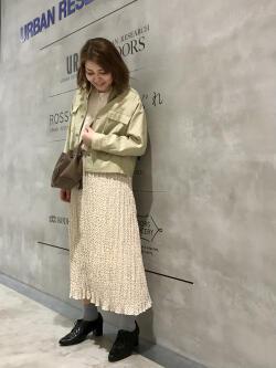 [URBAN RESEARCH Store パルコヤ上野店][asami.m]