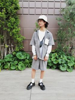 [warehouse 三井アウトレットパーク横浜ベイサイド店][シュン]