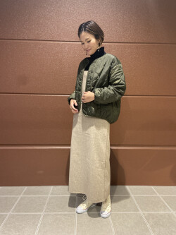 [warehouse THE OUTLETS HIROSHIMA店][momo]
