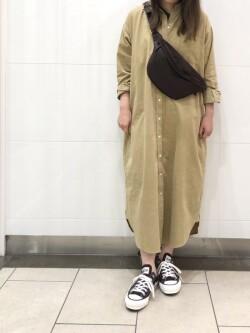 [URBAN RESEARCH 金沢百番街Rinto店][山本 美沙]