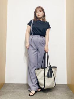 [URBAN RESEARCH 札幌ステラプレイス店][サトみ。]