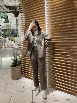 [SENSE OF PLACE ミント神戸店][横山 侑里]